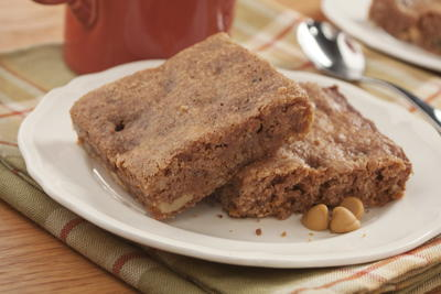 Malted Butterscotch Bars