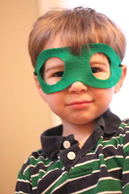 Diy Mini Superhero Mask Diyideacenter Com
