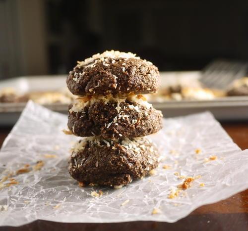 Key Lime Coconut Cookies | FaveHealthyRecipes.com