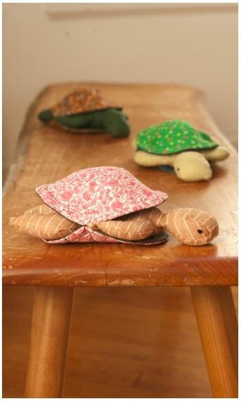 Peekaboo Plush Turtle Allfreesewing Com