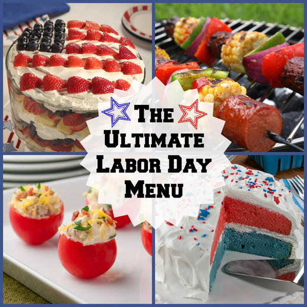 24 Simple Labor Day Recipes: The Ultimate Labor Day Menu | MrFood.com