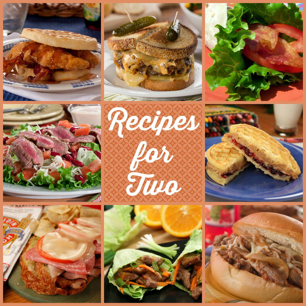 Afternoon Picnic Recipes: 10 Palate-Pleasing Recipes for Two ...