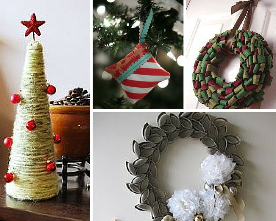 """7 Easy DIY Christmas Crafts: Make Your Own Ornaments ..."