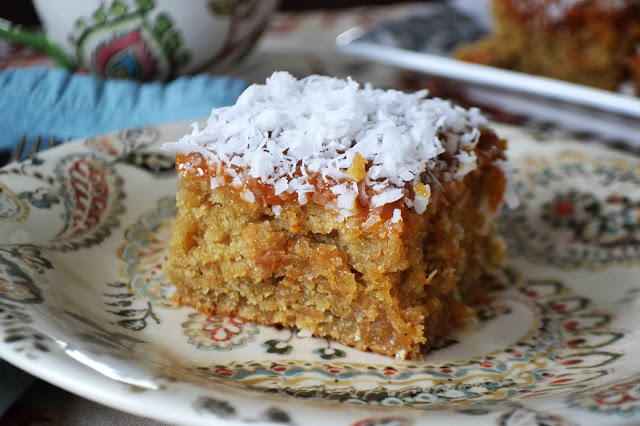 Grandma S Best Lazy Daisy Oatmeal Cake