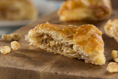 Not Traditional Baklava