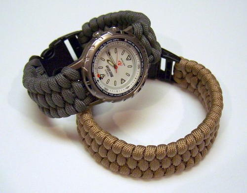 Woven Paracord Watchband