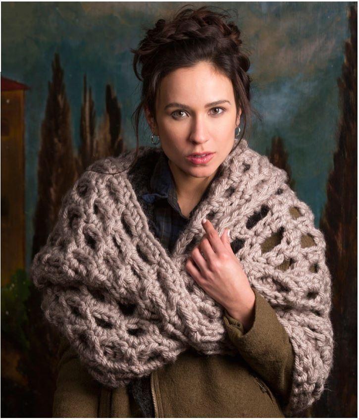 Knitting Holidays Scotland : Back to scotland crochet cowl allfreecrochet