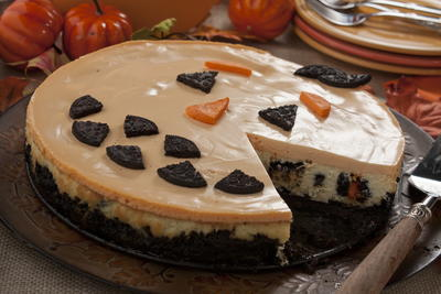 Pumpkin Patch Cheesecake
