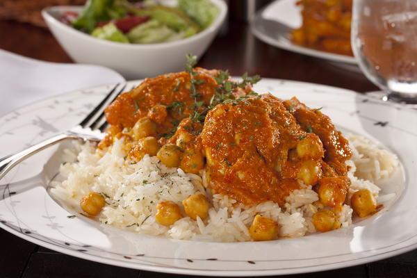 Quick Chicken Curry   MrFood.com