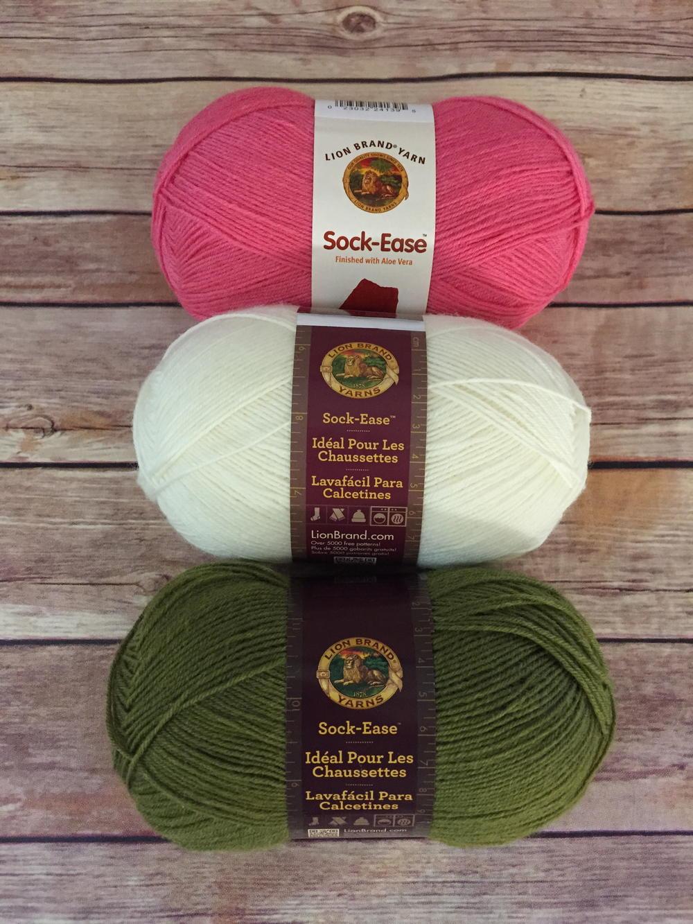 Lion Brand Sock Ease Yarn Allfreeknitting Com