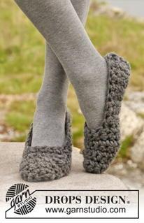 9210c306c14a Quick and Easy Crochet Slipper Socks