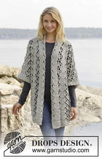 Shining Star Lace Crochet Sweater Allfreecrochetcom