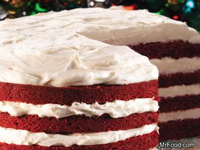 Holiday Dessert Recipes Top 10 Christmas Cakes Mrfood Com