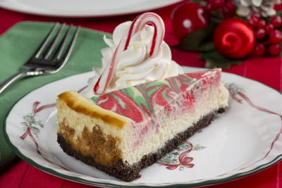 Santas Favorite Cheesecake