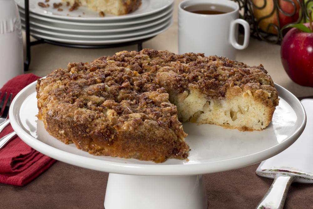 Mr Food Apple Coffee Cake Recipe