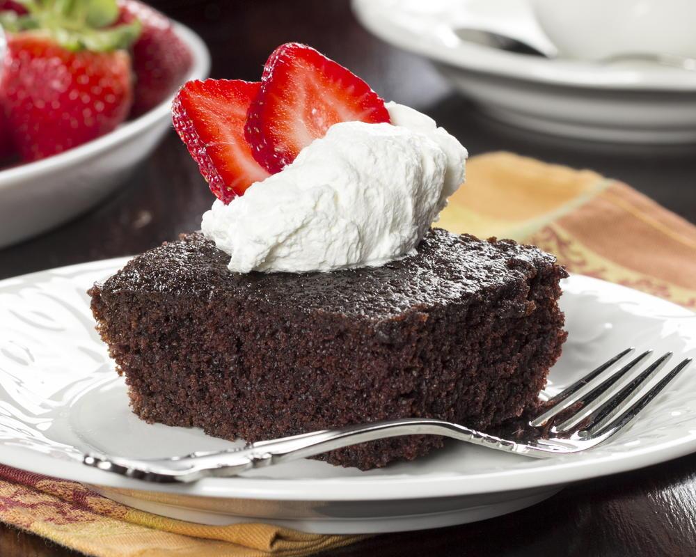 Good Ol Chocolate Cake Mrfood Com