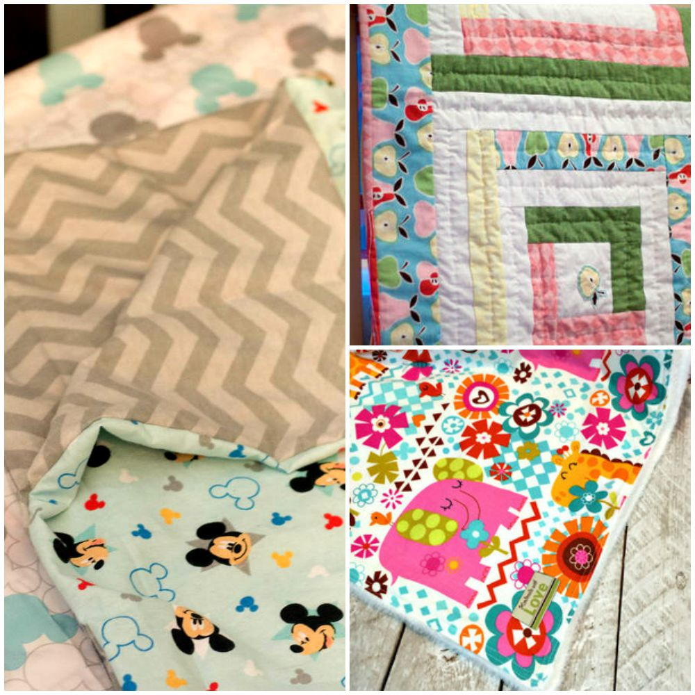 How To Make A Baby Blanket 10 Baby Blanket Patterns For