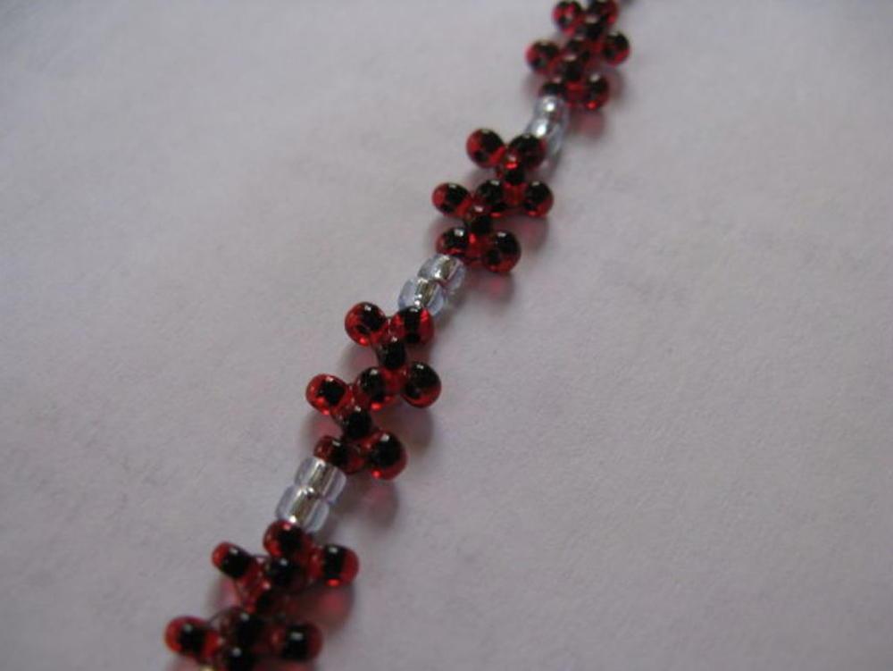 Tantalizingly Easy Tri Stitch Diy Bracelet