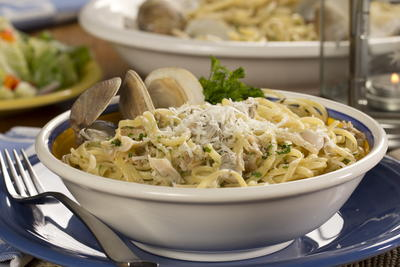 Seashore Linguine