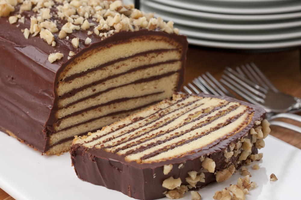 How Many Squares In A Layer Cake