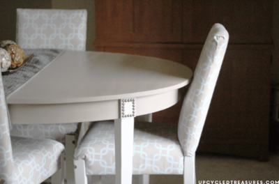 French Cottage Diy Dining Table Makeover Diyideacenter Com