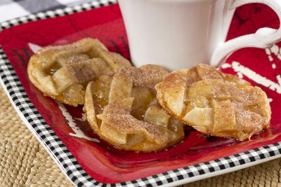 Grannys Apple Pie Cookies