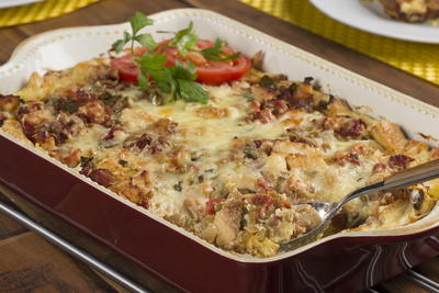 King Ranch Breakfast Bake