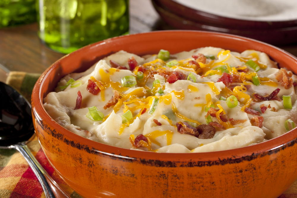 How To Cook Mashed Potatoes Out The Box