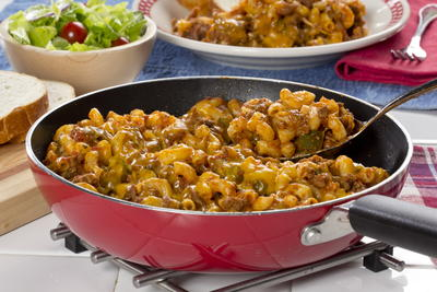 All American Skillet Goulash