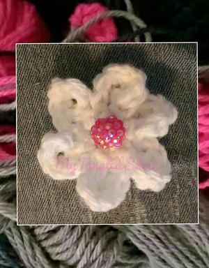 Free Crochet Patterns In South Africa : South African Veld Flower AllFreeCrochet.com