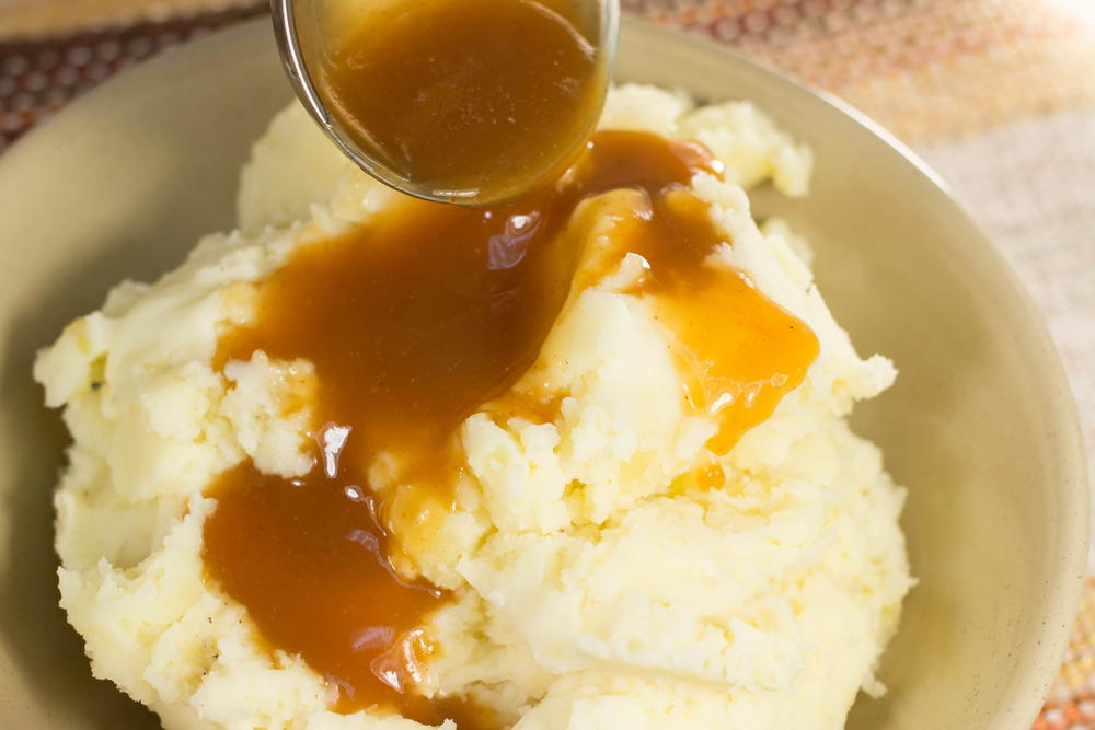 Simple Brown Gravy Recipelion Com