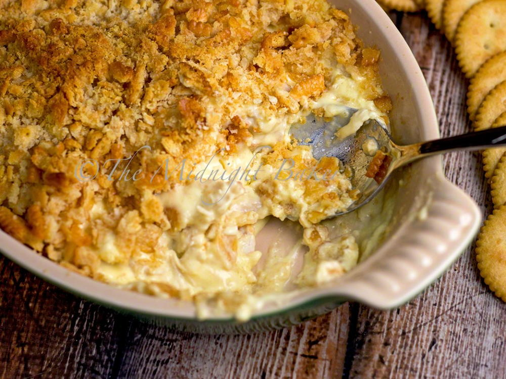 Creamy Chicken Ritz Casserole Allfreecasserolerecipes Com