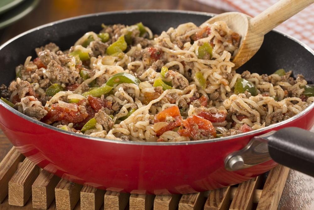 Beef With Noodles Diabetic Dinner Recipe Everydaydiabeticrecipes Com