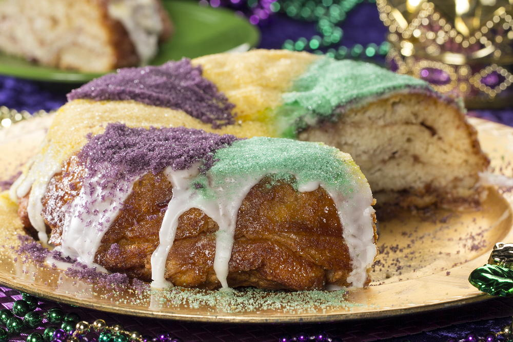 Easy mardi gras chicken recipes
