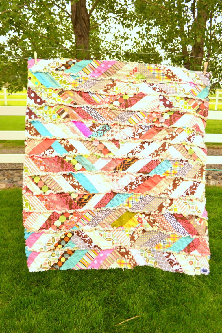 It S Fall Y All Rag Quilt Favequilts Com