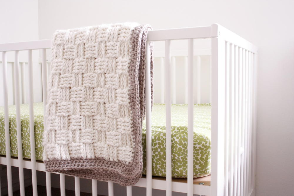 Crochet Pattern For Owl Baby Afghan : 23 Crochet Basketweave Afghan Patterns ...