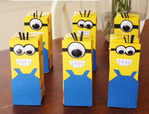 Diy Minion Book Cover : Easy diy homemade bubbles refill station