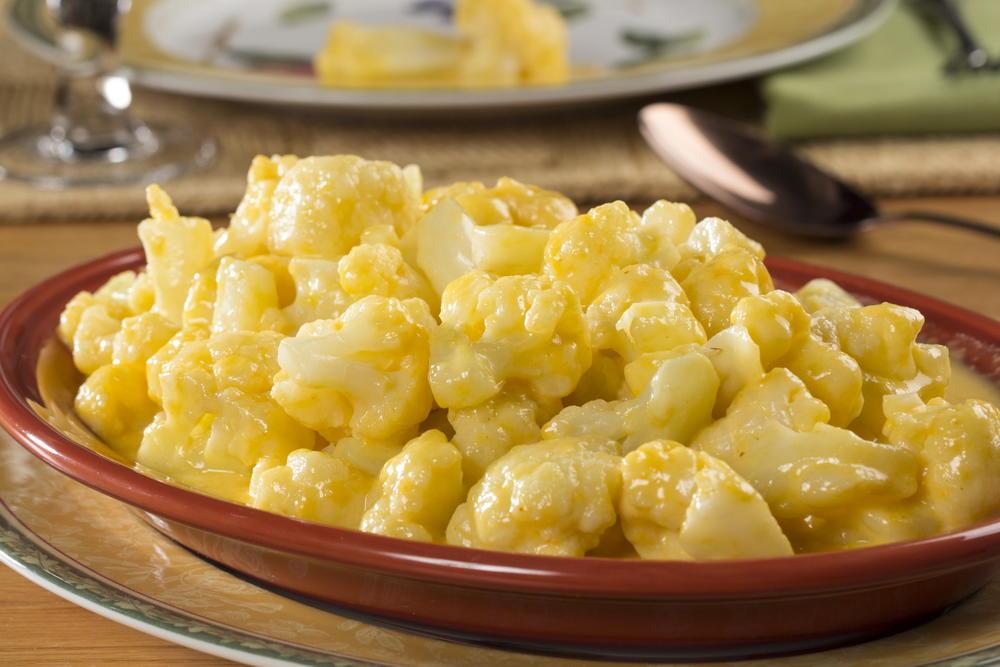 Cheesy Cauliflower | EverydayDiabeticRecipes.com