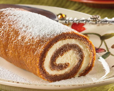 Pumpkin Spice Roll