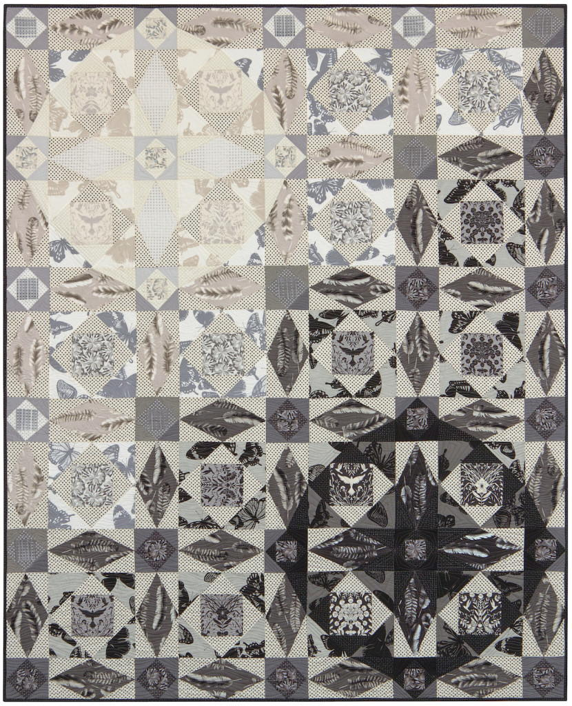 Storm At Sea Quilt Pattern Favequilts Com