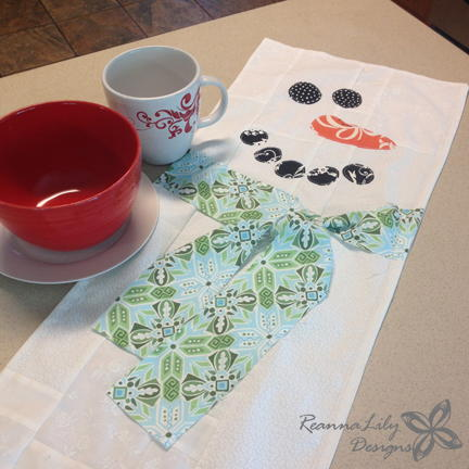 Frosty Table Runner Pattern Allfreesewing Com