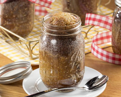 Banana Bread Jars
