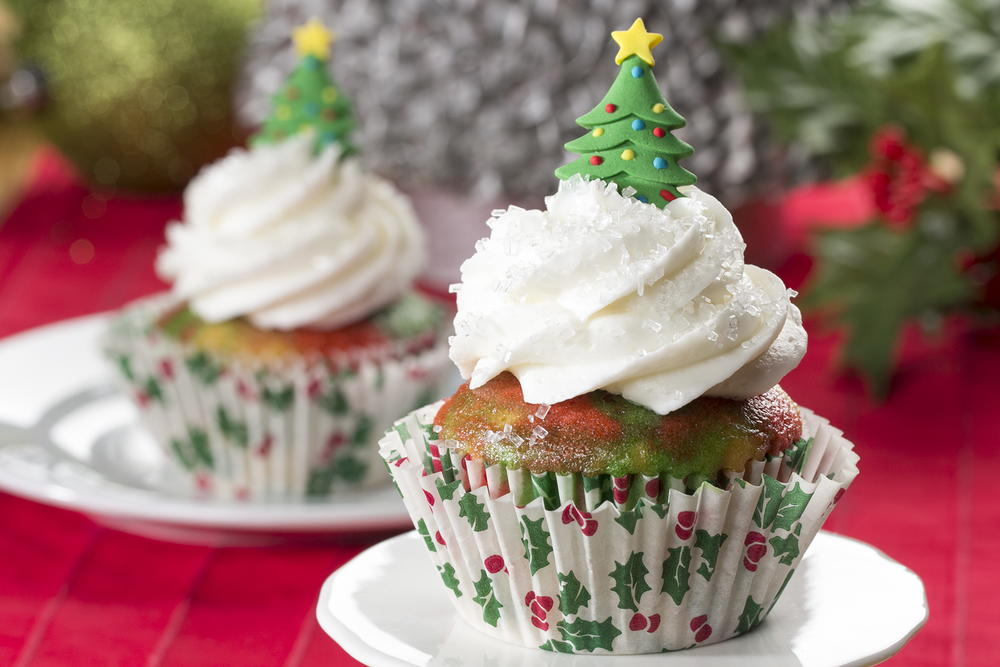 winter wonderland cupcakes mrfoodcom