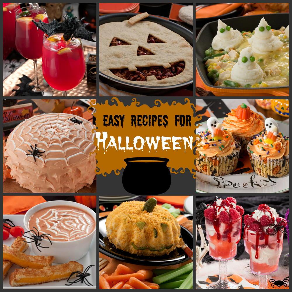 Fun Fall Recipes: 141 Easy Recipes For Halloween
