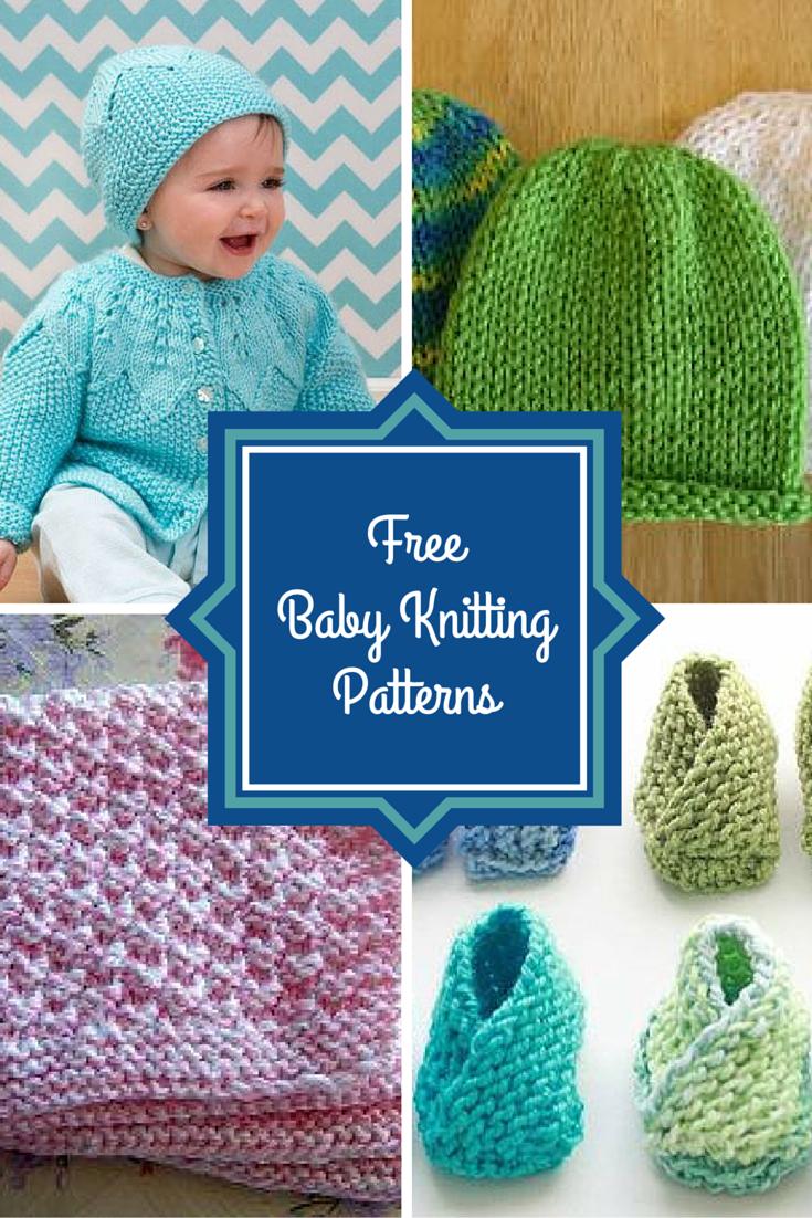 Gaining Extra Stitches In Knitting : 75+ Free Baby Knitting Patterns AllFreeKnitting.com