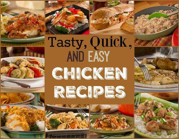 Basic recipes chicken