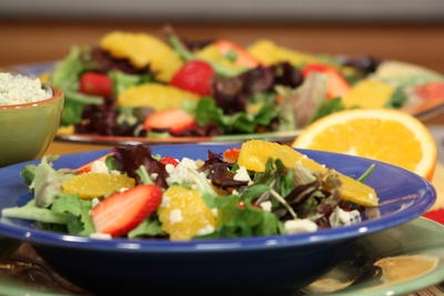 Sunshine Salad
