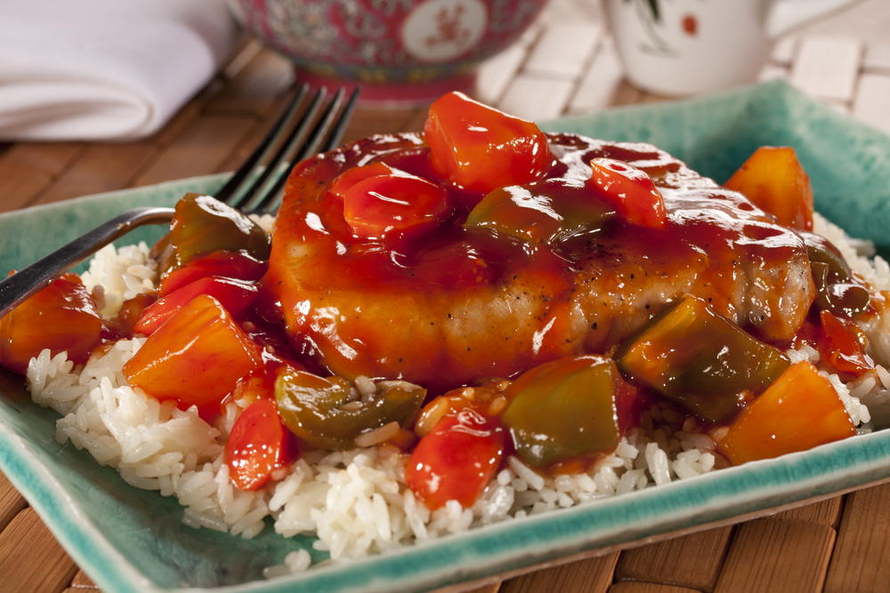 Sweet And Sour Pork Chops Mrfood Com