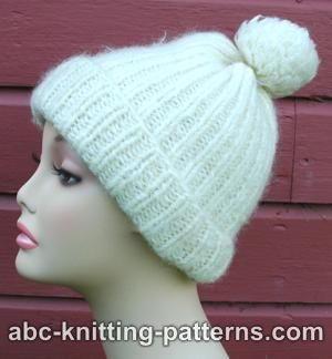 Fisherman s Rib Knit Hat  79564e18923