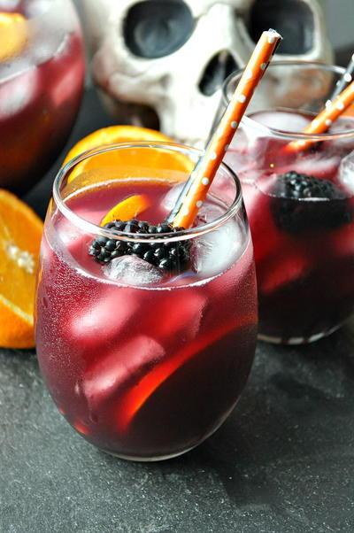 19 Halloween Drink Recipes